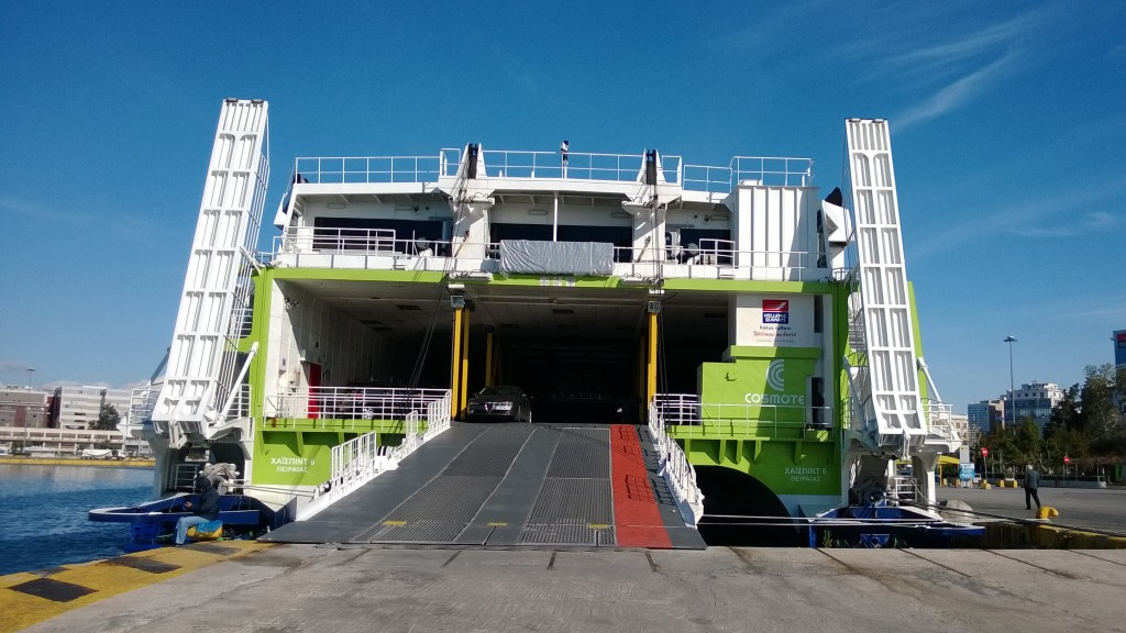 Cosmote Ferry